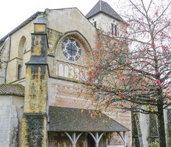 camping les cigales Abbaye de Sorde