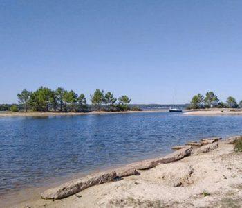 camping les cigales près étang cazaux