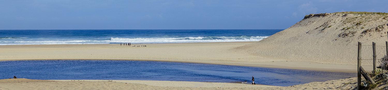 camping moliets bord de mer