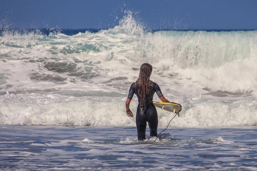 surf camping mimizan landes