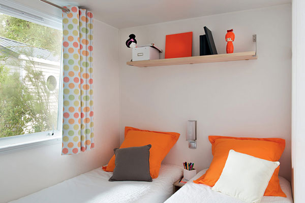 dormitorio mobil home ohara 2015 camping landes